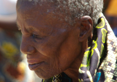 Africa Grandma