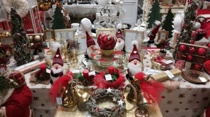 Allestimento Natale