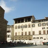 Palazzo Della Stufa, Piazza San Lorenzo